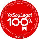 Logotipo de la aplicación YoSoyLegal